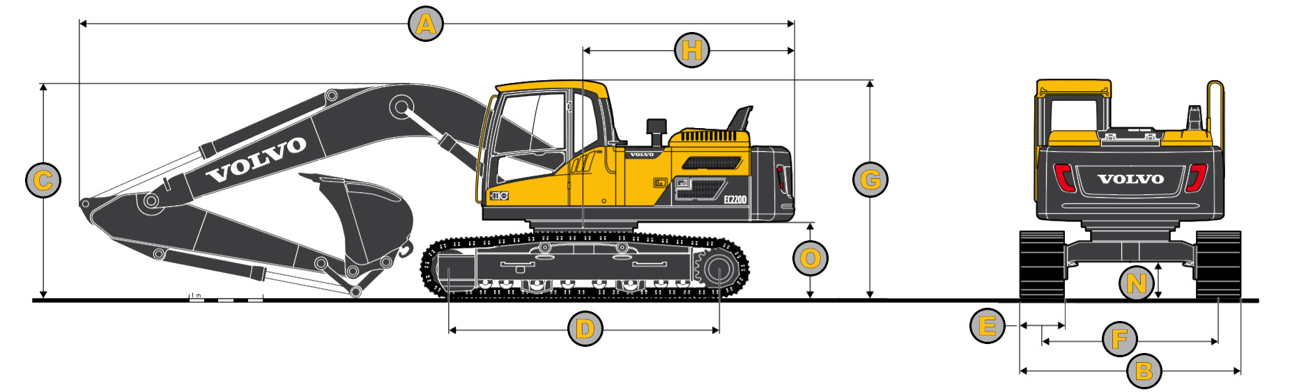 EC220DL-Diagram
