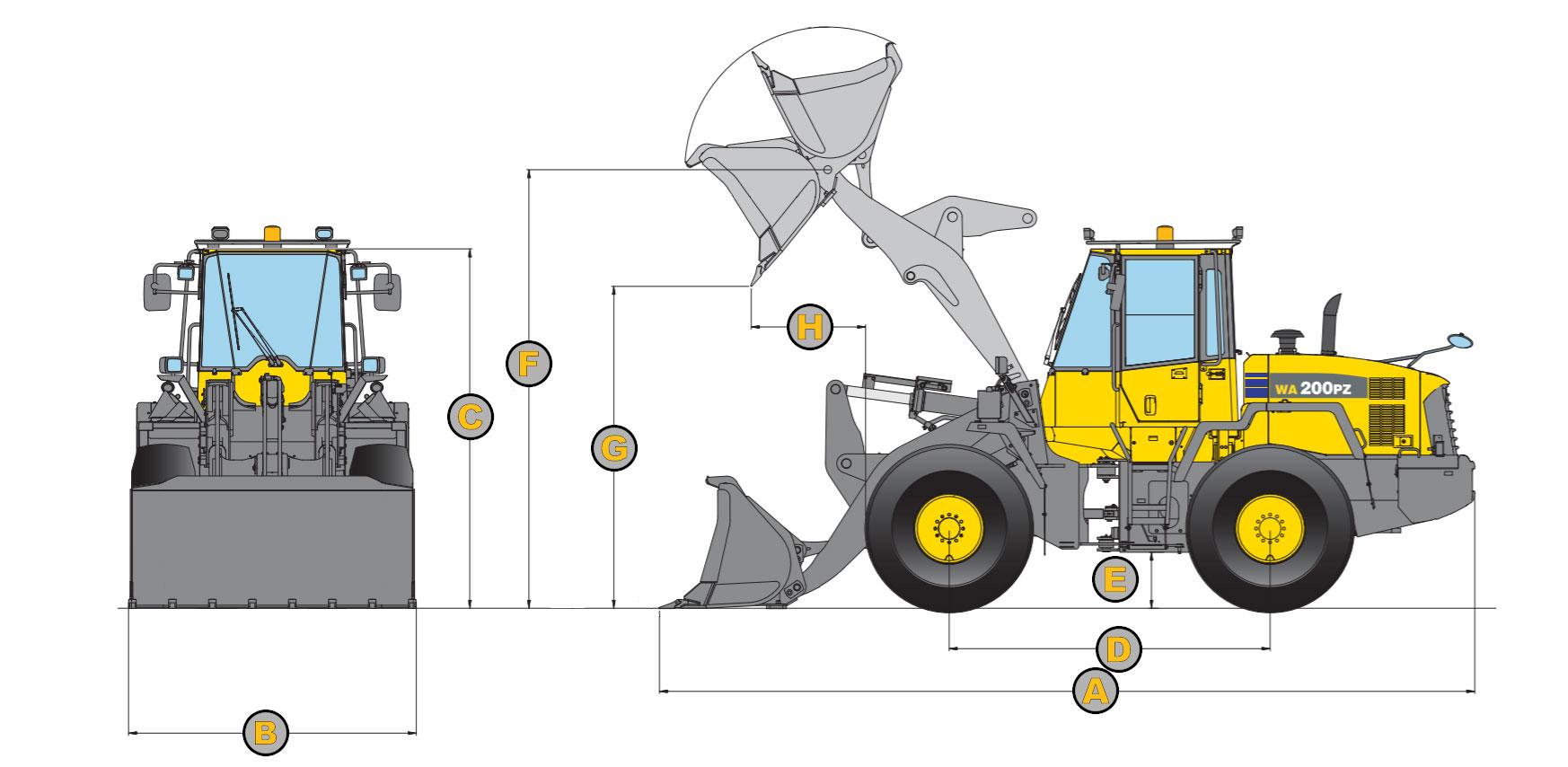 WA200PZ-6-diagram